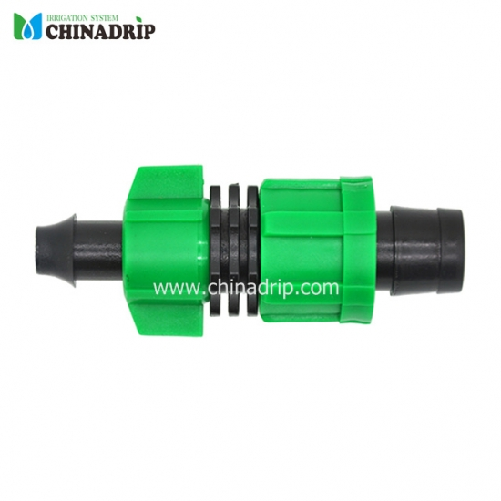 drip tape lock type offtake from PE pipe