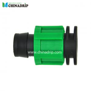 drip tape end plug lock nut