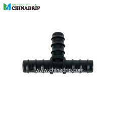 16mm pe pipe tee connector