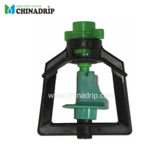 short spraying distance micro sprinkler with different nozzle size