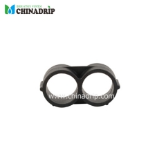 16mm pe pipe figure 8 end line