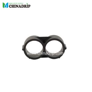 20mm pe pipe figure 8 end line