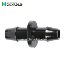 micro sprinkler double barb connector Dn7
