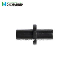 micro sprinkler double socket connector Dn7