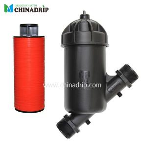 cheap and high quality medium disc filter for irrigation