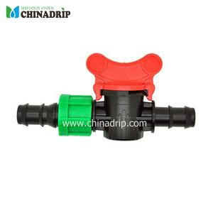 multi valve for drip tape & pe tubing