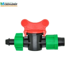 drip tape offtake valve from pe tubing