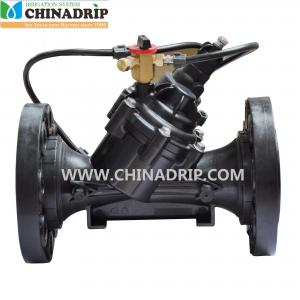 Standard Reducing Valve (With Manual Three-way Valve) 3Flange (Dn80)